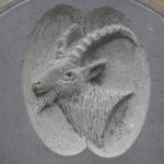 Valkenburg - Bokkenrijders plaque