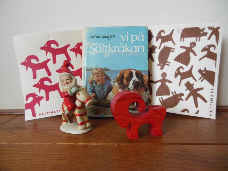 Zweedse Kerstmarkt Slochteren