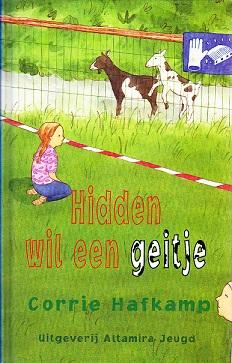 Hidden wil een geitje - Corrie Hafkamp