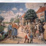 Cornelis Jetses - ansichtkaartpuzzel